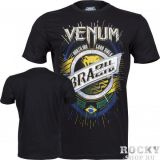 Купить Футболка VENUM KEEP ROLLING T-SHIRT - BLACK Venum (арт. 3535)
