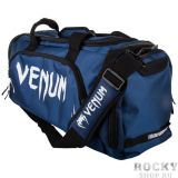 Купить Сумка Venum Trainer Lite Navy Blue/White (арт. 21179)