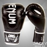 Купить Перчатки боксерские Venum Competitor Boxing Gloves Black Skintex Leather (Black Line) 12oz (арт. 8193)
