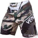 Купить Шорты ММА Venum Camo Hero Fight Shorts - Green/Brown (арт. 4724)