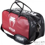 Купить Сумка Venum Origins Bag Large Black/Red (арт. 11453)