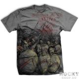 Купить Футболка Ranger Up Spartan The Man Next to You Athletic Fit T-Shirt (арт. 3185)