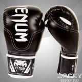 Купить Перчатки боксерские Venum Competitor Boxing Gloves Black Skintex Leather (Black Line) 10oz (арт. 2854)