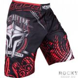 Купить Шорты Venum Gladiator 3.0 RipStop Fightshorts Black/Red (арт. 3614)