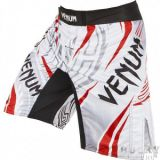 Купить Шорты Fightshort Venum Lyoto Machida Ryujin - White/Red (арт. 3463)