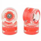 Купить Колеса для лонгборда SUNSET SKATEBOARDS Long Board Wheel With Abec9 SS Red 69 mm, Китай