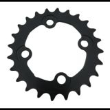 Купить Шестеренка MTB FSA Pro Black Alloy M-10 Triple 64x24T