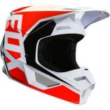 Купить Велошлем Fox V1 Prix Helmet, Flow Orange